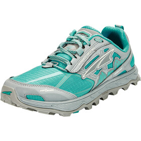 Altra Lone Peak 4 Running Shoes Women teal/grey